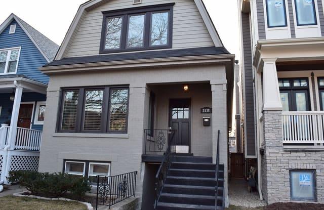 3538 North Hamilton Avenue - 3538 North Hamilton Avenue, Chicago, IL 60618