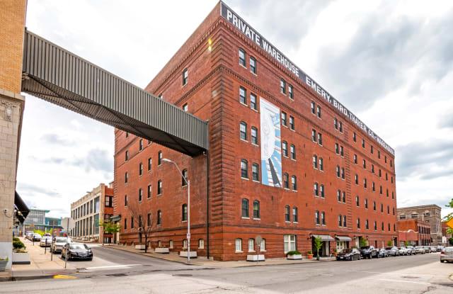 EBT Lofts - 1601 Walnut St, Kansas City, MO 64108