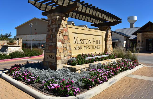 Mission Hill - 2745 Westpointe Dr, New Braunfels, TX 78132