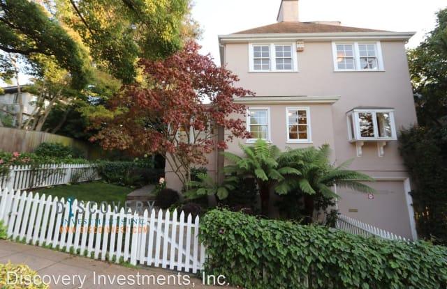 330 Ramona Ave. - 330 Ramona Avenue, Piedmont, CA 94611