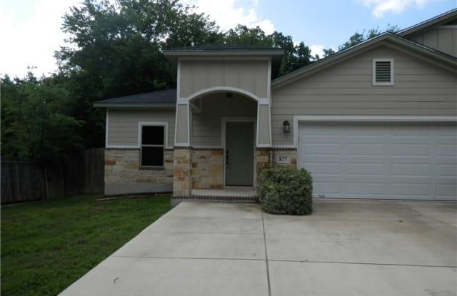 877 Butcher Street - 877 Butcher Street, New Braunfels, TX 78130