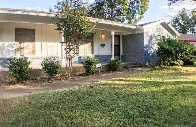 2516 Glen Garden Avenue - 2516 Glen Garden Avenue, Fort Worth, TX 76119