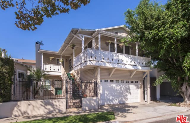 7461 WILLOUGHBY Avenue - 7461 Willoughby Ave, West Hollywood, CA 90046