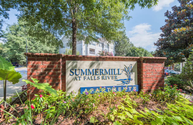 Summermill at Falls River - 10311 Falls Mill Dr, Raleigh, NC 27614