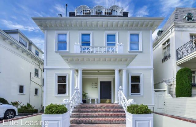 2234 Vallejo Street - 2234 Vallejo Street, San Francisco, CA 94123