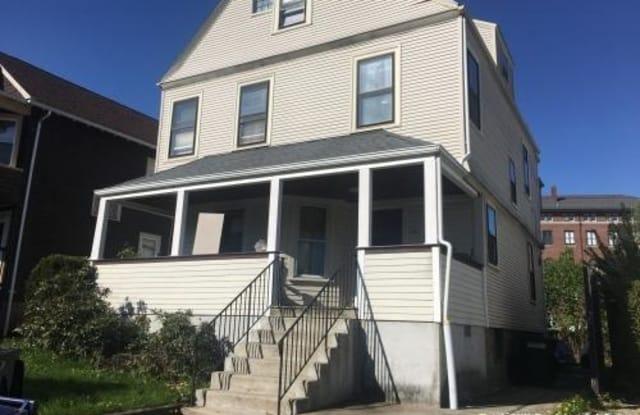 22 Saunders - 22 Saunders Street, Boston, MA 02134