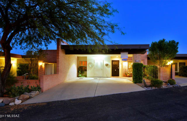 5466 N Arroyo Vista Drive - 5466 North Arroyo Vista Drive, Catalina Foothills, AZ 85718