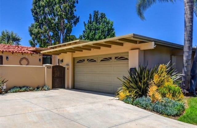 425 Vista Flora - 425 Vista Flora, Newport Beach, CA 92660
