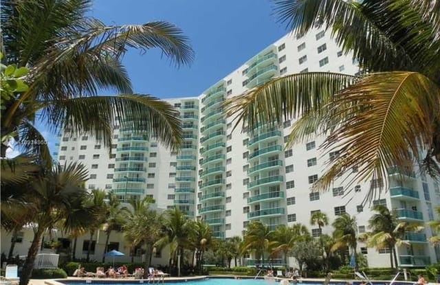 3001 S Ocean Dr - 3001 South Ocean Drive, Hollywood, FL 33019
