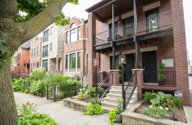 1543 West GEORGE Street - 1543 West George Street, Chicago, IL 60657
