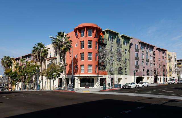 Il Palazzo - 2040 Columbia St, San Diego, CA 92101