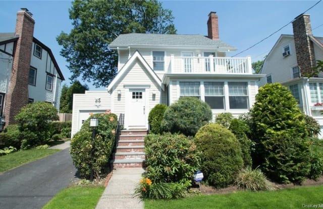 26 Vanderburgh Avenue - 26 Vanderburgh Avenue, Larchmont, NY 10538