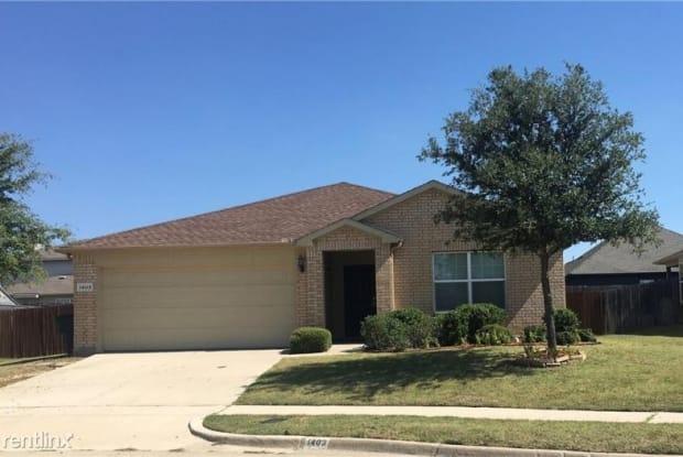 1403 Teal Lane House - 1403 Teal, Sherman, TX 75092