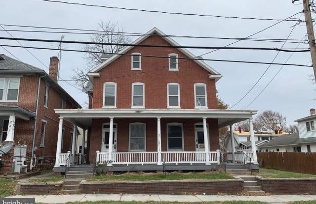 417 W MIDDLE STREET - 417 West Middle Street, Gettysburg, PA 17325