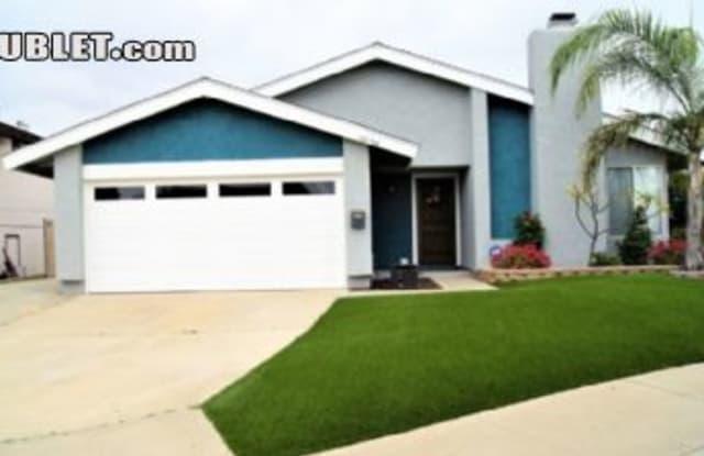 10756 Sayers Ct - 10756 Sayers Court, Santee, CA 92071