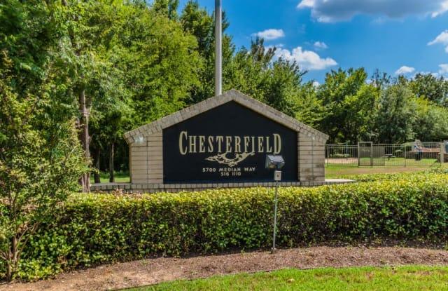 Chesterfield Apartments - 5700 Median Way, Arlington, TX 76017