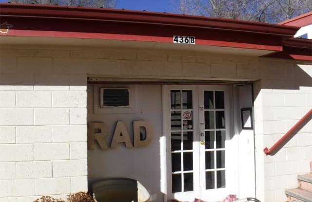436 South Montezuma Street - B - 436 South Montezuma Street, Prescott, AZ 86303