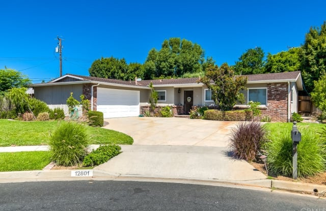 12801 Del Rey Drive - 12801 Del Rey Drive, North Tustin, CA 92705