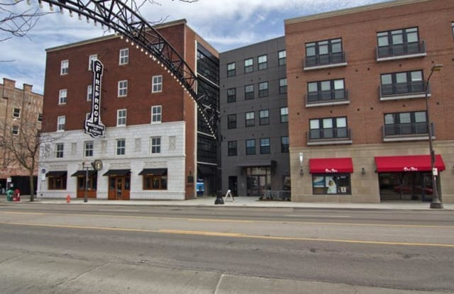 Fireproof Short North - 1020 North High Street, Columbus, OH 43201