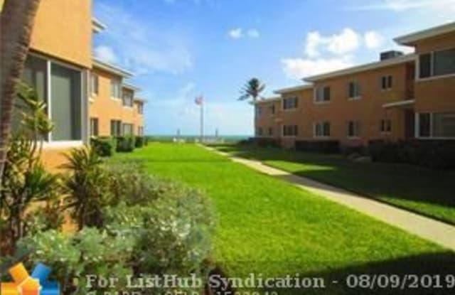 1410 S Ocean Blvd - 1410 South Ocean Boulevard, Lauderdale-by-the-Sea, FL 33062