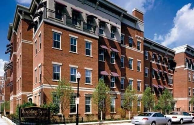 Roebling Row - 240 Greenup St, Covington, KY 41011