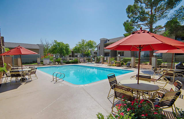 Allanza at the Lakes - 8600 Starboard Dr, Las Vegas, NV 89117
