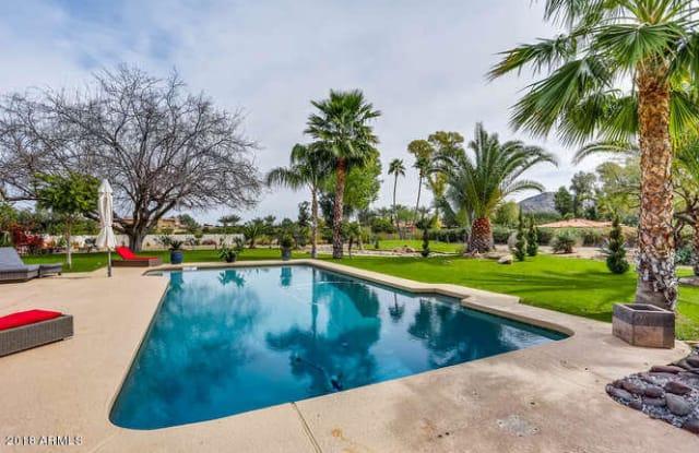 5015 E DOUBLETREE RANCH Road - 5015 East Doubletree Ranch Road, Paradise Valley, AZ 85253