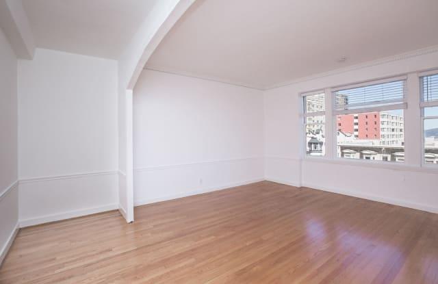 645 STOCKTON Apartments & Suites - 645 Stockton Street, San Francisco, CA 94108