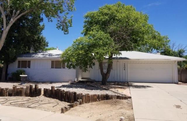 3404 Dellwood Court NE - 3404 Dellwood Court Northeast, Albuquerque, NM 87110