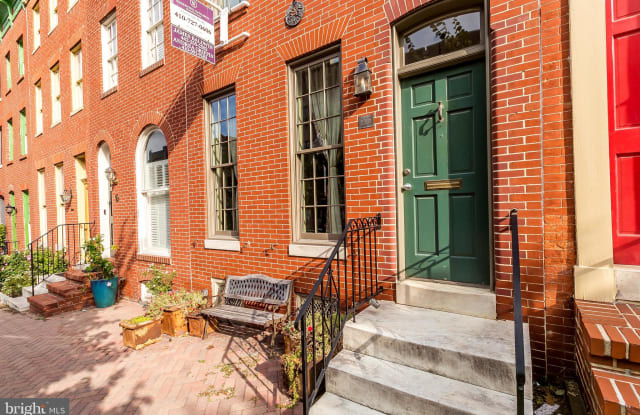 220 WARREN AVENUE - 220 Warren Avenue, Baltimore, MD 21230