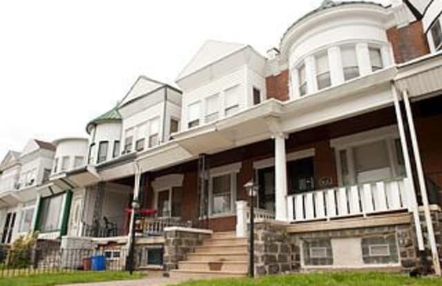 6135 CATHARINE STREET - 6135 Catharine Street, Philadelphia, PA 19143