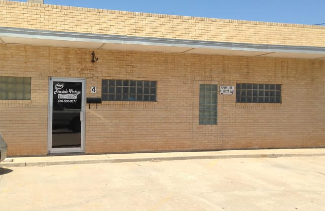 1008 10th ST Suite 4 - 1008 10th Street, Woodward, OK 73801