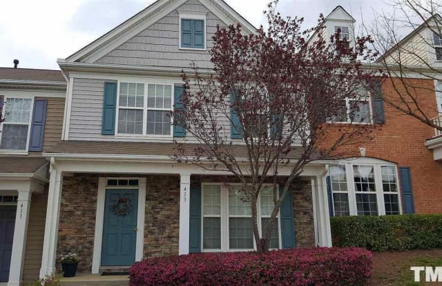 413 Walnut Woods Drive - 413 Walnut Woods Drive, Morrisville, NC 27560