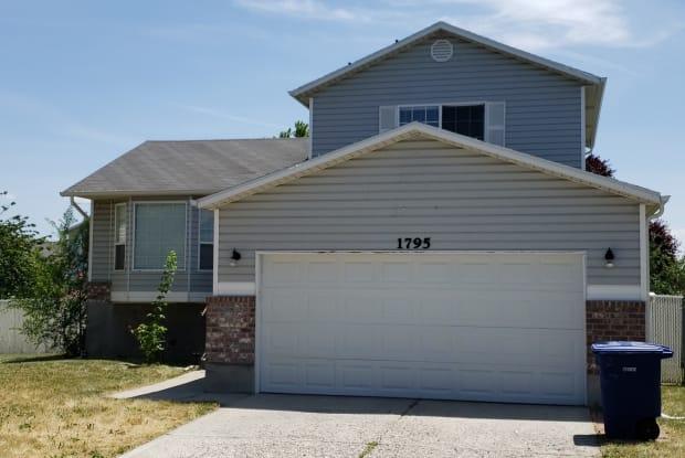 1795 W. Niles Ave - 1795 W Niles Ave, Salt Lake City, UT 84116