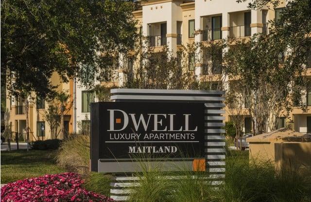 Dwell - 8700 Maitland Summit Blvd, Orlando, FL 32810