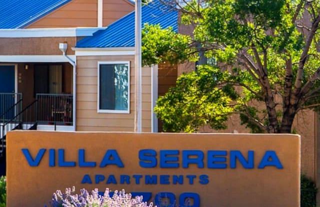 Villa Serena Apts - 12700 Indian School Rd NE, Albuquerque, NM 87112
