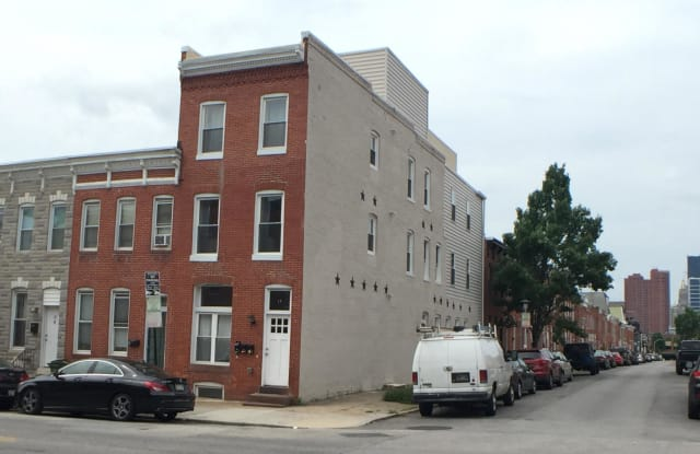 16 FORT AVENUE E - 16 West Fort Avenue, Baltimore, MD 21230