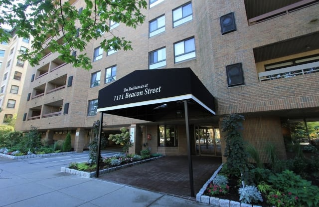 1111 Beacon St. Apartments - 1111 Beacon Street, Brookline, MA 02446