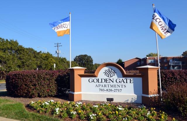 Golden Gate - 3529 Leesburg Ct, Bailey's Crossroads, VA 22204