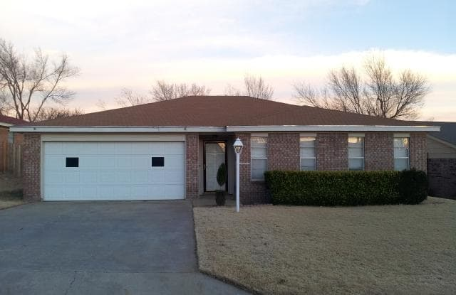 5211 CLEARWATER CT - 5211 Clearwater Court, Amarillo, TX 79110
