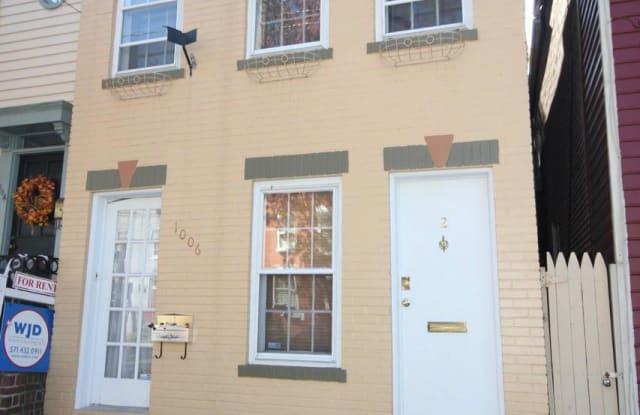 1006 ORONOCO STREET - 1006 Oronoco Street, Alexandria, VA 22314