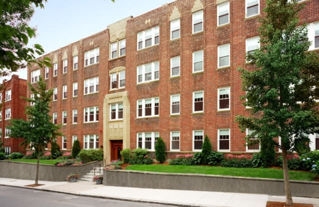 CHR Brighton Apartments - 100 Kilsyth Road, Boston, MA 02135