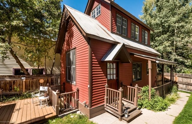 616 W MAIN ST - 616 West Main Street, Aspen, CO 81611