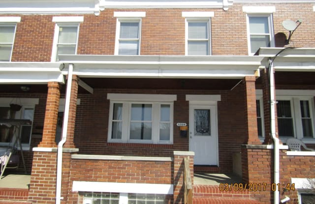 3320 Chesterfield Ave - 3320 Chesterfield Avenue, Baltimore, MD 21213