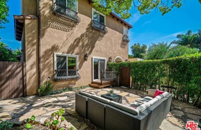748 North LA JOLLA Avenue - 748 North La Jolla Avenue, Los Angeles, CA 90046