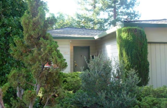 537 Bryson AVE - 537 Bryson Avenue, Palo Alto, CA 94306