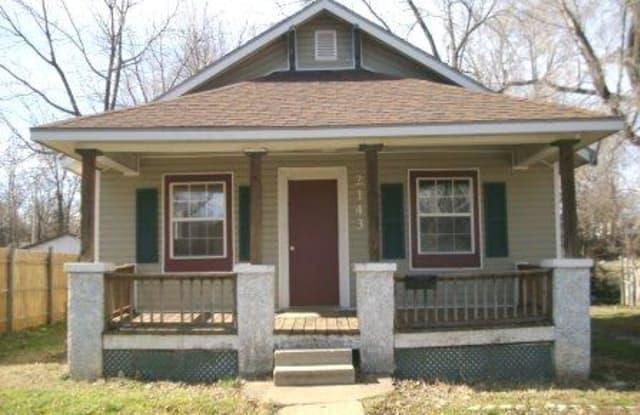 2143 North Benton Avenue - 2143 North Benton Avenue, Springfield, MO 65803