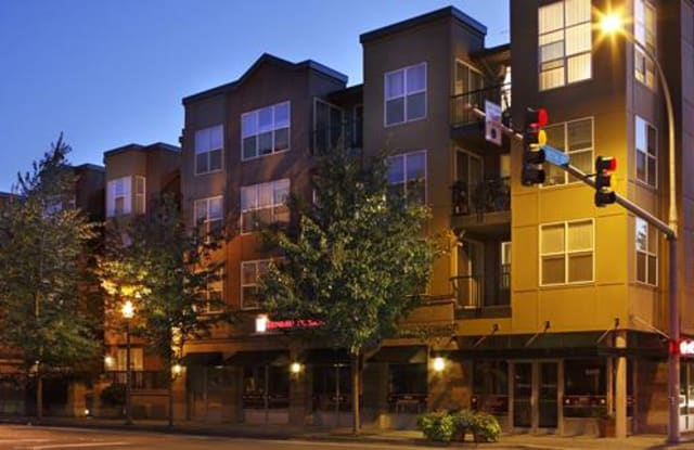 Avalon ParcSquare - 16080 NE 85th St, Redmond, WA 98052