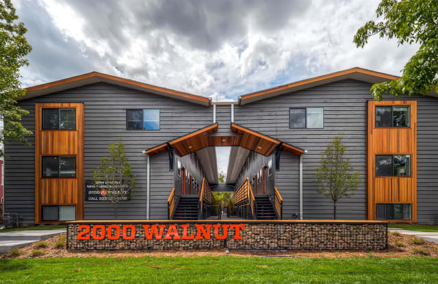 2000 Walnut - 2000 Walnut Street, Boulder, CO 80302