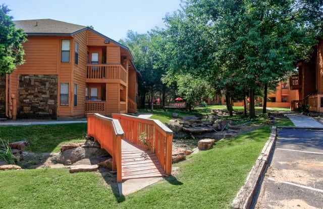 Forest Pointe - 1100 Oak Tree Ave, Norman, OK 73072